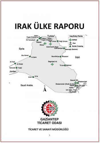 Irak Ülke Raporu