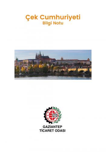 Çek Cumhuriyeti Bilgi Notu