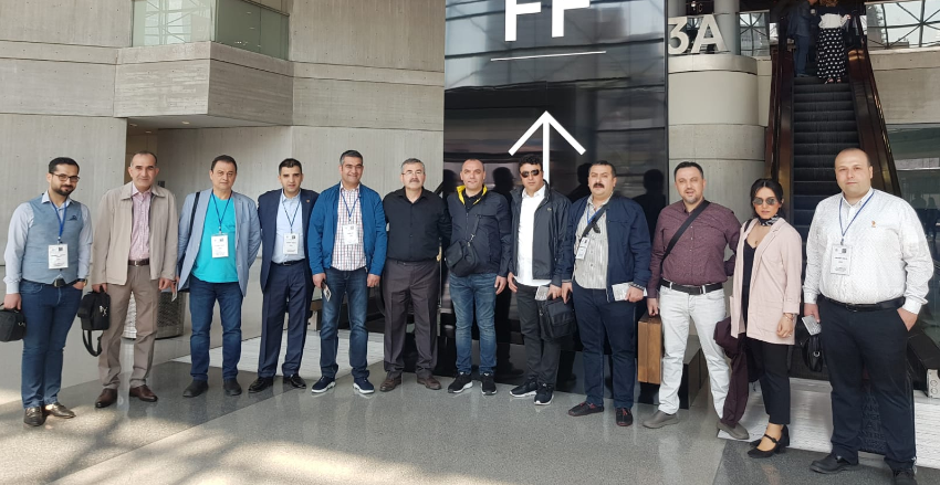 GAZİANTEP FURNITURE SECTOR IS IN NEW YORK